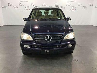 usata Mercedes ML270 cdi SE Twin