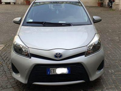 usata Toyota Yaris Hybrid 1.5 5p 2014 - Uniproprietario