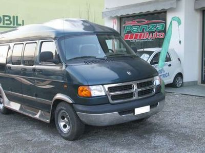 usata Dodge Magnum Van Ram Van Day Discovery 5.2 V8Targhe ITA
