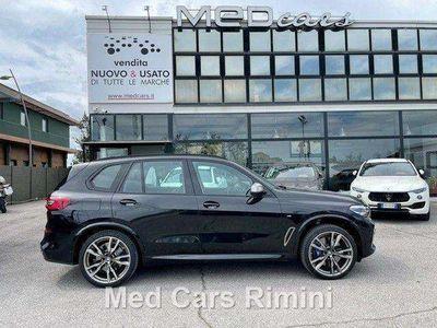 usata BMW X5 M 50d KM. 19.300 / UNICO PROPRIETARIO / BELLISSIMA