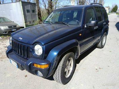 usata Jeep Cherokee 2.8 crd limited 4x4 automatico