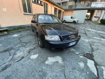 usata Audi A6 2.5 TDI V6 180 cv Avant Tiptronic Quattro