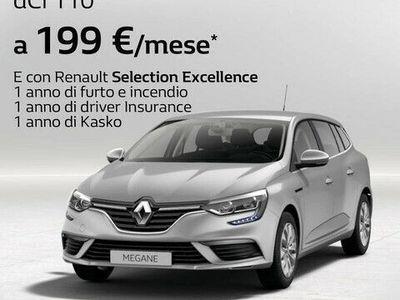 usata Renault Mégane Mgane Sporter Dci 8v 110 Cv Edc Energy Zen