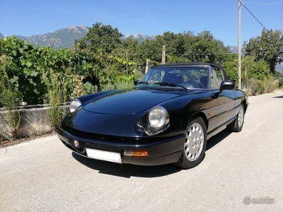 usata Alfa Romeo Spider duetto4 serie 1.6 asi 1991