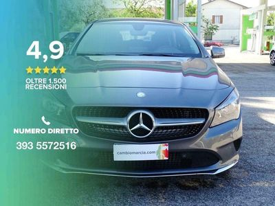 usata Mercedes CLA200 d Automatic Business