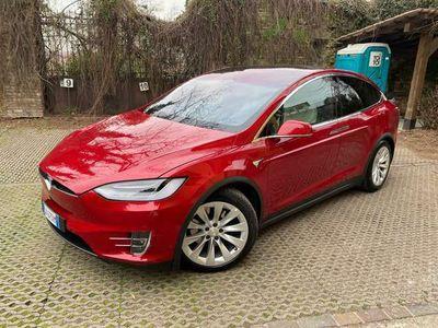 usata Tesla Model X long range