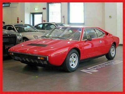 usata Ferrari Dino GT4 208 *targhe e libretto d'epoca - service bo