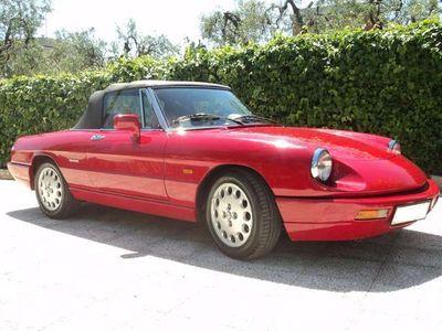 usata Alfa Romeo Spider 2.0i cat