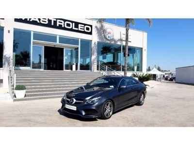 usata Mercedes E250 Classe ECoupý Bluetec Executive AMG