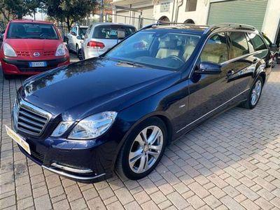 usata Mercedes E350 CDI S.W. BlueEFFICIENCY Avantgarde iva deducibile