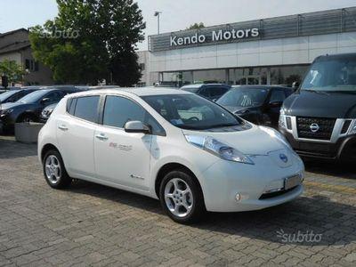 usata Nissan Leaf Leaf Elettrico Sincrono Trifase Visia Plus Flex