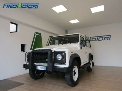 usata Land Rover Defender 90 2.4 TD4 rif. 10202392