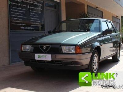 brugt Alfa Romeo 75 1.8 i.e. 1990 - TARGA ORO ASI - PERF