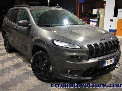 usata Jeep Cherokee PROMO FINANZIAMENTO 2.2 Mjt 185CV 4WD Night Eagle rif. 12437921