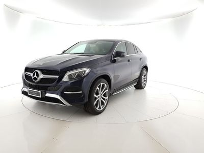 used Mercedes 350 CLASSE GLE COUPE GLE couped Sport 4matic auto