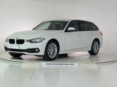 brugt BMW 316 d Touring Business Advantage aut.
