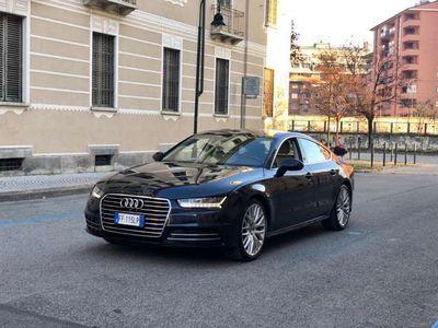 usata Audi A7 SPB 3.0 TDI V6 320cv E6 Quattro Tiptronic STRAFULL