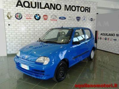 usata Fiat Seicento 1.1i cat Actual rif. 11810552