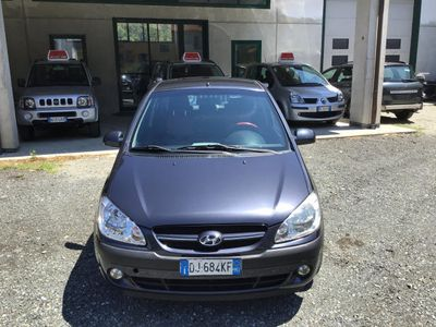 käytetty Hyundai Getz 1.4 16V 5p. Spec. Package Active
