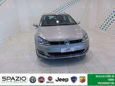 usata VW Golf Alltrack Variant 1.6 TDI 110CV 4MOT. Exec. 4 Free BMT del 2016 usata a Torino
