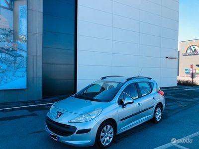 usata Peugeot 207 Diesel 1.4 manuale clima radio CD-ROM