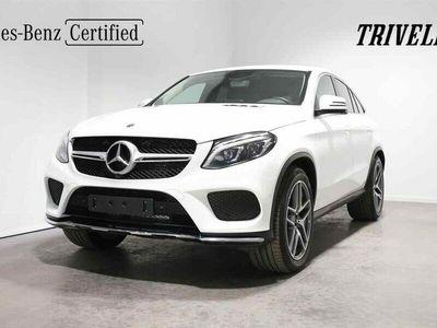 usata Mercedes 350 coupe d Premium 4matic auto