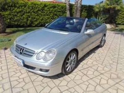 usata Mercedes CLK320 cdi cat cabrio avantgarde diesel