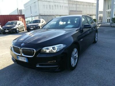 usata BMW 520 d Touring Business aut.