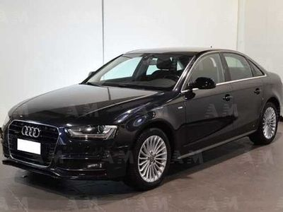 usata Audi A4 2.0 TDI 177 CV quattro S tronic edition