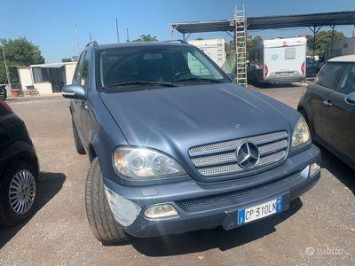 usata Mercedes ML270 CDI