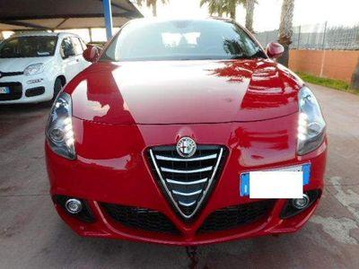 usata Alfa Romeo Giulietta 1.6 JTDm-2 105 CV Distinctive NAVI+USB+BLUETOOTH