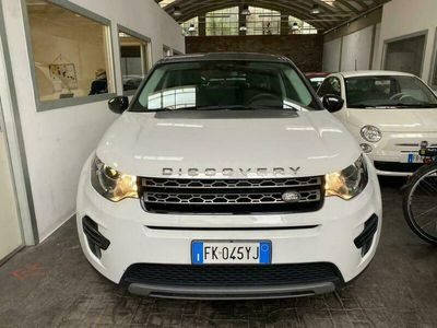 usata Land Rover Discovery Sport -