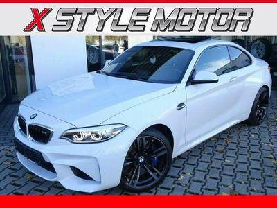 usata BMW M2 Coupé-Navi pro-pelle totale-tetto apribile