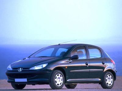 usado Peugeot 206 1.4 HDi 5p. Enfant Terrible