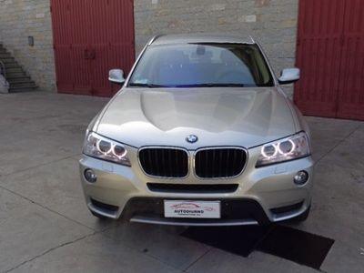 usado BMW X3 2.0 X Drive Futura