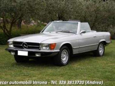 usata Mercedes SL450 2+2 ITALIANA Benzina