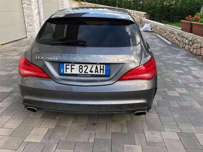usata Mercedes E200 BlueTEC S.W. Automatic Sport