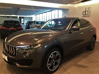"brugt Maserati GranSport Levante Diesel 275Tetto/Keyless/Camera/R20""/PDC"