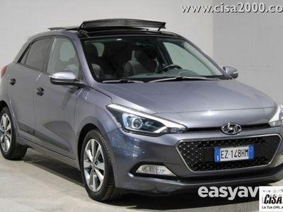 używany Hyundai i20 i20 1.4 CRDi 5 porte Style1.4 CRDi 5 porte Style