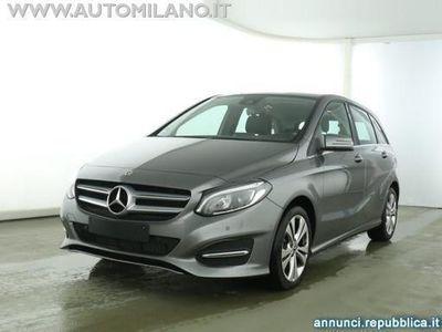 brugt Mercedes B180 d Automatic Sport