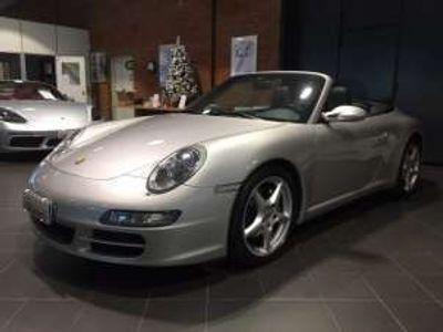 usata Porsche 911 Carrera Cabriolet FARI XENON / NAVI