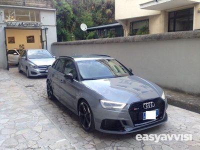 Compra Audi Rs3 Usata 252 Audi Rs3 In Vendita Autouncle