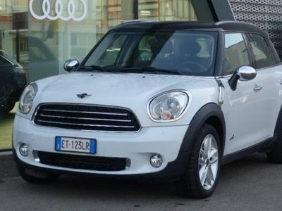 used Mini Cooper D Countryman Countryman ALL4