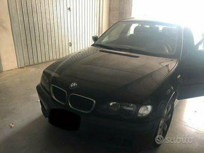 usata BMW 318 i impianto gpl