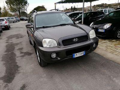 brugt Hyundai Santa Fe 2.0 CRDI 4X4