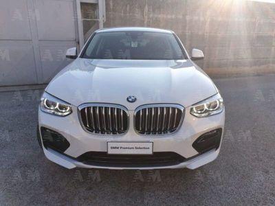 usata BMW X4 xDrive20d Xline del 2019 usata a Teverola