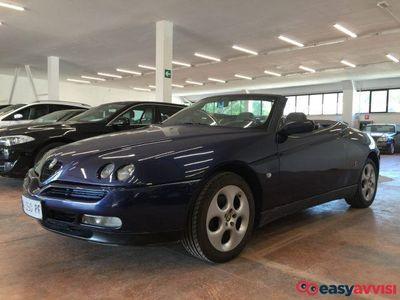gebraucht Alfa Romeo Spider 2.0i 16V Twin Spark cat L