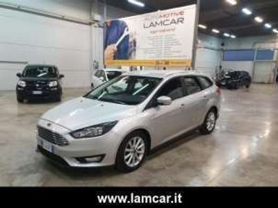usata Ford Focus 1.5 TDCi 120 CV Start&Stop Powershift SW Business Diesel