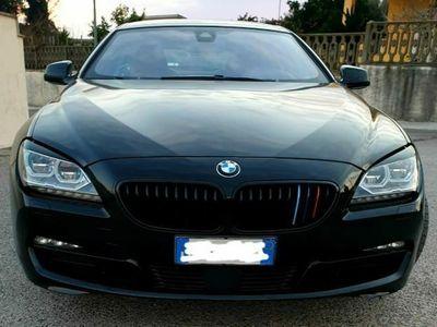 usata BMW 640 Serie 6 xDrive Gran Coupé pellicolata nera