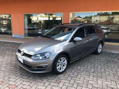 usata VW Golf Variant 1.6 TDI 110 CV DSG Business